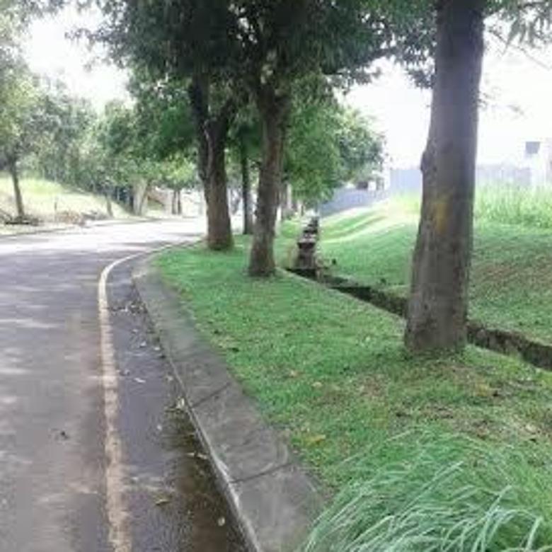 Kavling bagus lokasi Bulovard raya dekat Spot Club Bukit Golf