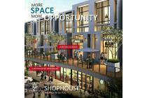 Shop Houses /Ruko Vasanta Inopark Pasti Untung
