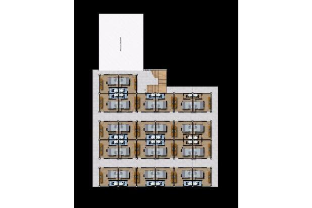 Rp135jt/thn Apartemen Disewa
