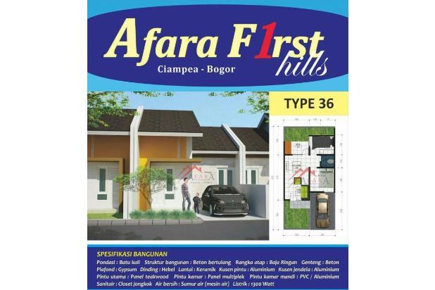 RUMAH SYARIAH DI CIAMPEA BOGOR | AFARA FIRST HILLS CIAMPEA BOGOR 20374340