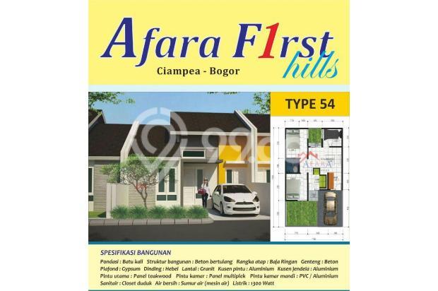 RUMAH SYARIAH DI CIAMPEA BOGOR | AFARA FIRST HILLS CIAMPEA BOGOR 20374343