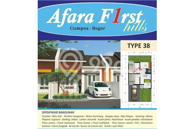 RUMAH SYARIAH DI CIAMPEA BOGOR | AFARA FIRST HILLS CIAMPEA BOGOR 20374345