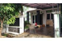 Rumah cantik menarik harga ekonomis Villa nusa indah 5 ciangsana cibubur