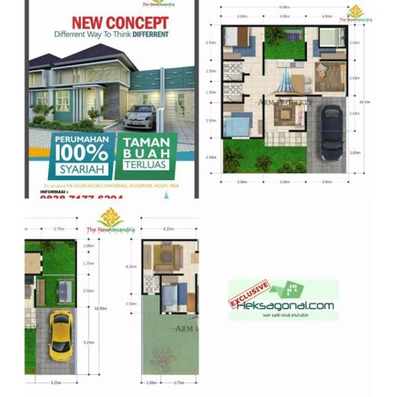 Dijual Rumah Mewah Syariah Bogor HKS3026