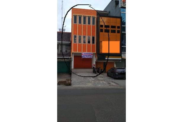 Rp135jt/thn Ruko Disewa