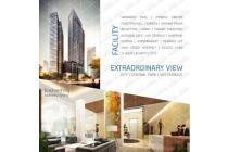Dijual SOHO Central Park Type Maple Multifungsi Office/Residential