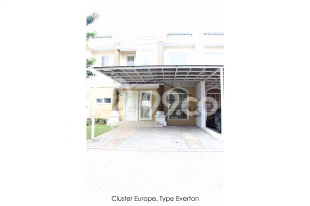 Jual Rumah Green Lake City, Europe 10x20 Harga Terbaik 9837882
