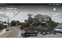 Tanah Pusat Kota Denpasar # Kedondong Veteran Kepundung Patimu
