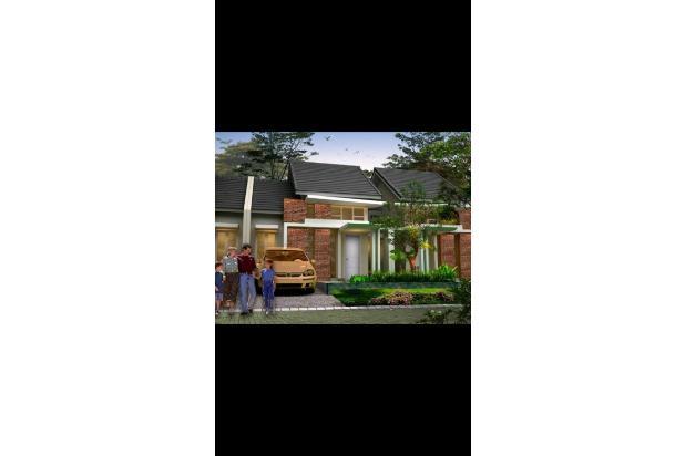 INVESTASI Rumah Dalam Cluster Bekasi KPR Dibantu 16048458