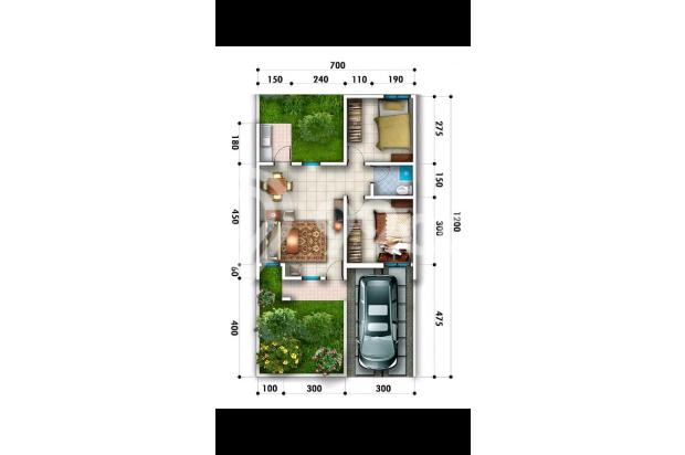 INVESTASI Rumah Dalam Cluster Bekasi KPR Dibantu 16048459