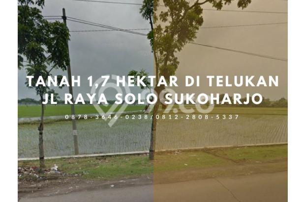 BISA DIAMBIL MIN 1 HEKTAR, 0878-3646-0238, Harga Tanah di Telukan Jl Raya S 14907416