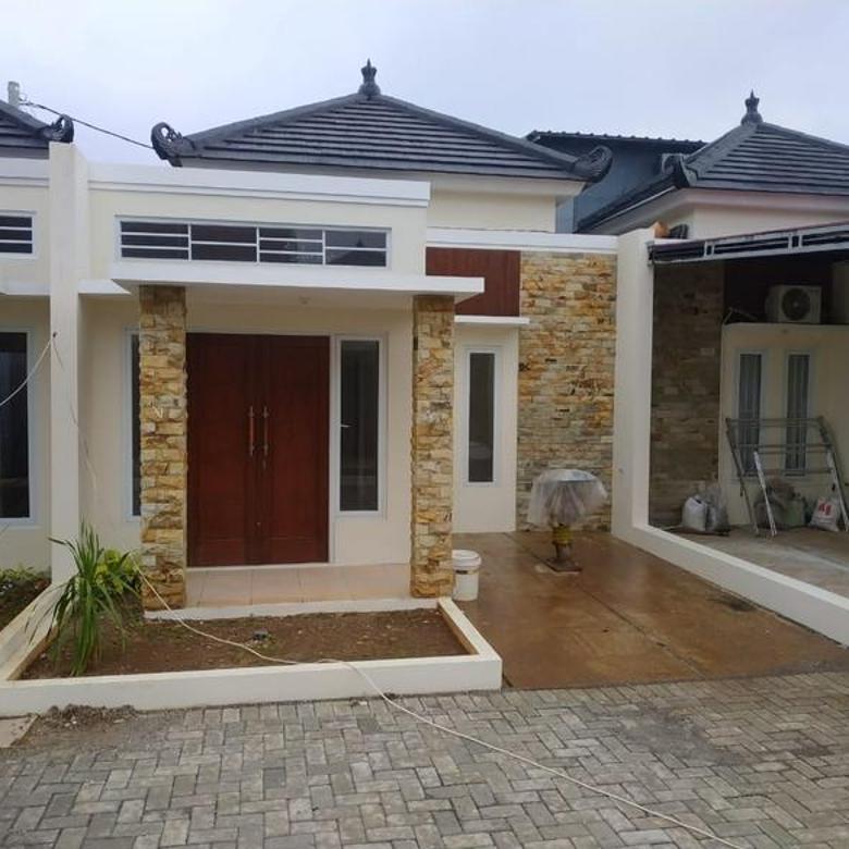 Rumah Cimanggis Depok Eksklusif 10 Menit Ke Pintu Tol