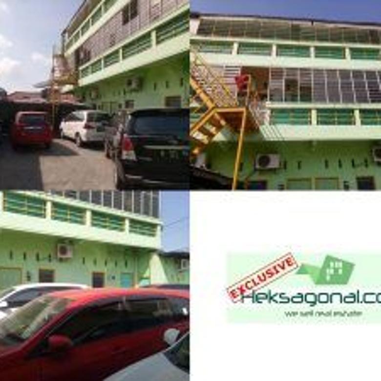 Rumah kos dijual Daerah dukuh kupang timur hks10852