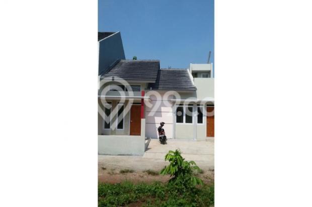 Rumah minimalis harga murah lokasi strategis Di Jatikramat Pondok Gede 12398750