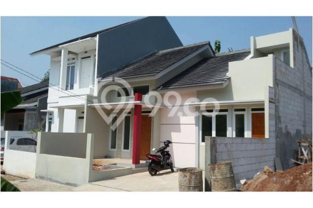 Rumah minimalis harga murah lokasi strategis Di Jatikramat Pondok Gede 12398751