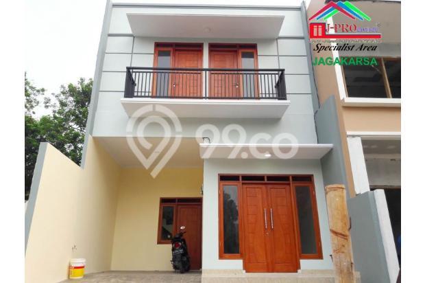 Rumah Baru Di Area Jalan Sadar - Jagakarsa 17712025