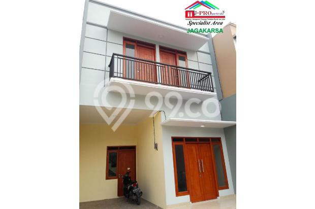 Rumah Baru Di Area Jalan Sadar - Jagakarsa 17712027