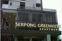 Disewakan Apartement Serpong Green View