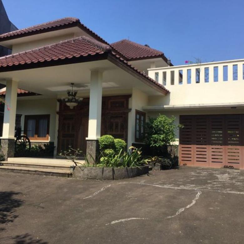 DIJUAL Rumah Asri di Villa Duta Bogor