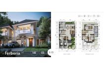 Dijual Rumah Cantik Bagus Strategis di CItraLand Tallasa City Makassar