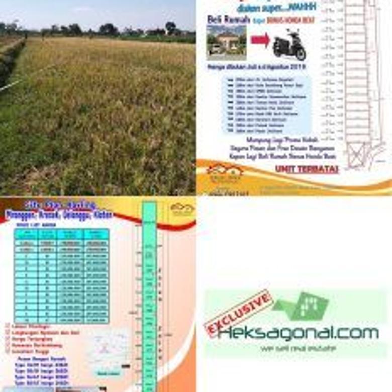 Tanah dijual Mranggen, Krecek, Delanggu, Klaten hks10711