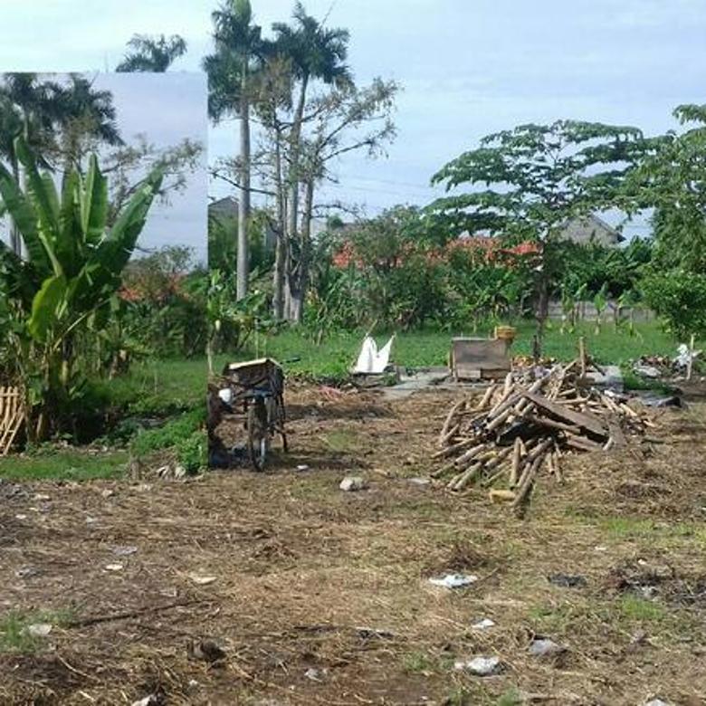 Kavling Komersial di Pinggir Jln KH Hasyim Ashari
