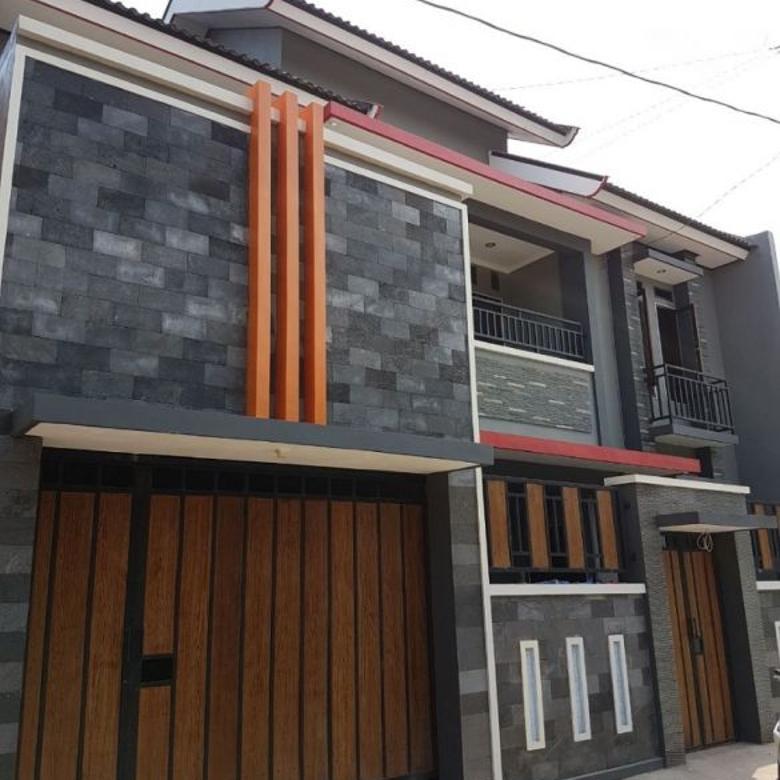 Rumah Baru Bagus 2 Lantai Bekonang Sukoharjo (AN)