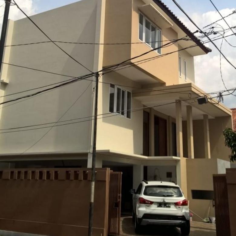 Rumah baru di lokasi yg nyaman & strategis