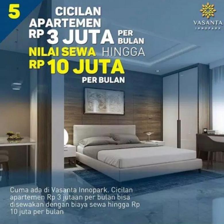 Apartemen 2 BR Di Timur Jakarta Investasi tebaik saat ini
