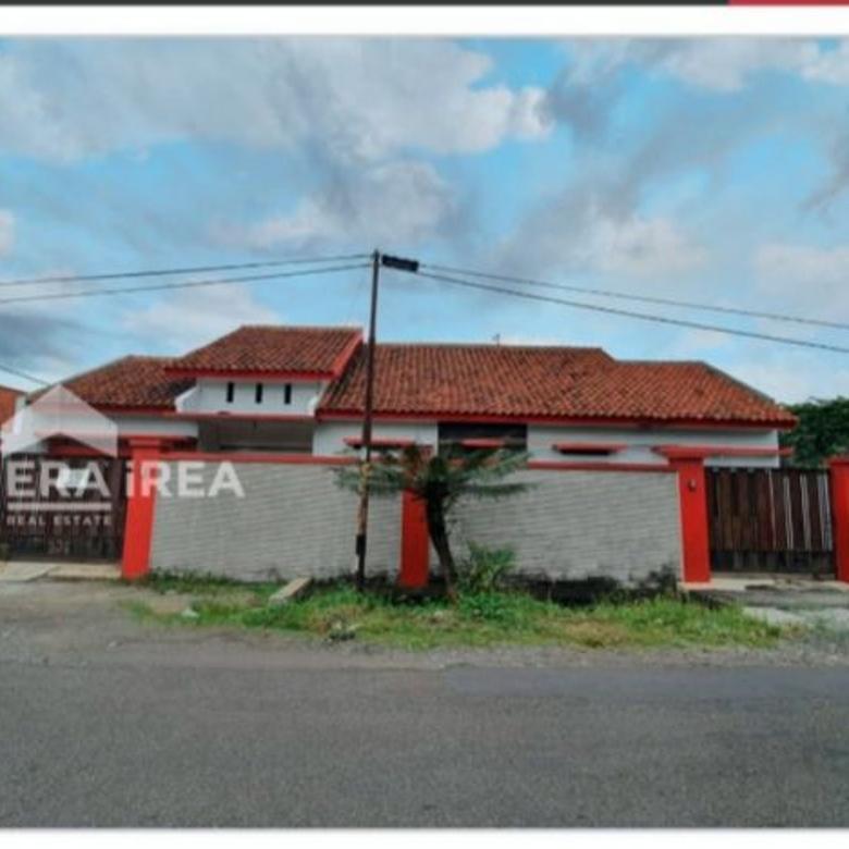 Rumah Strategis Solo Tengah Kota!