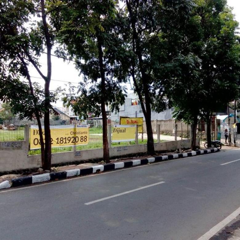 Jual Tanah Bandung Utara Jalan Sarijadi Bandung