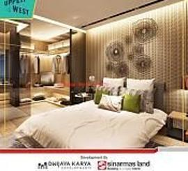 Upper West BSD City Apartment, SOHO and Office Building with smart syst/IOT