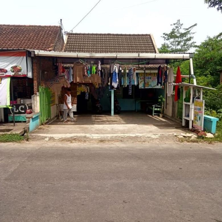 Tanah Murah Pinggir Jalan Utama dekat RSA UGM & Mirota Godean