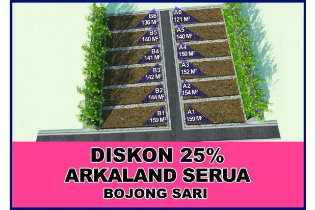 Rp2,32jt Tanah Dijual