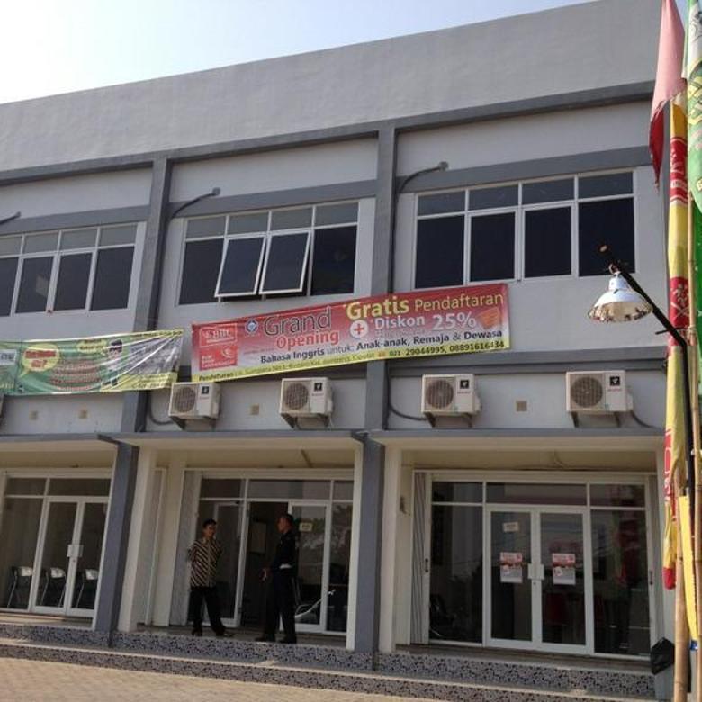 Ruko Gandeng 3 strategis di antara jalan Bintaro Jaya & BSD