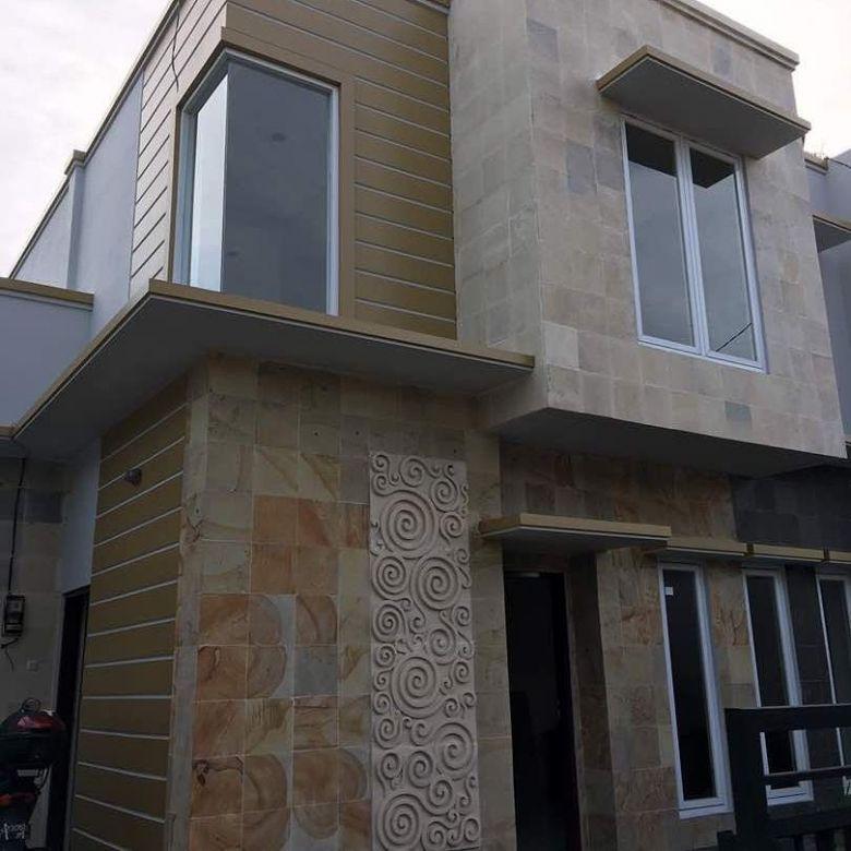 Rumah New LUX Minimalis 2 Lantai Pusat Kota Denpasar