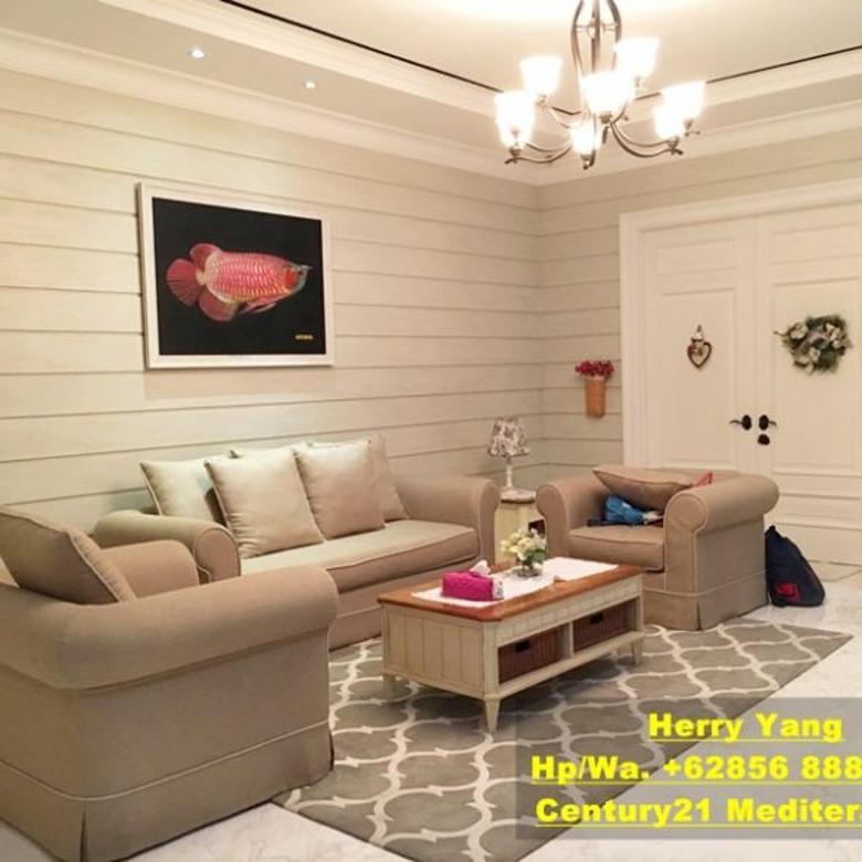 Dijual Rumah Mewah PIK - Pantai Indah Kapuk Jakarta Utara