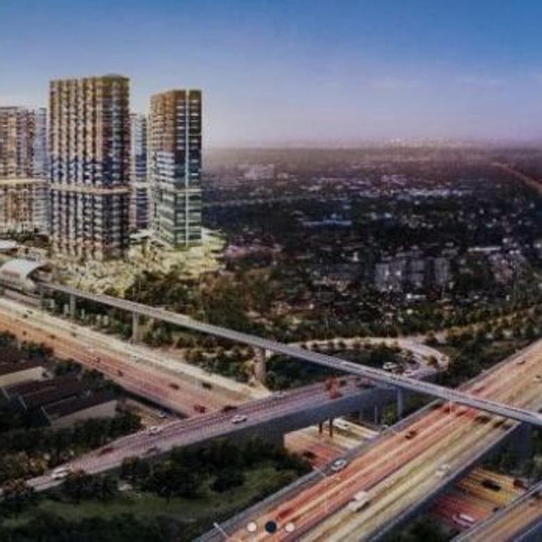 Apartemen Urban Suites Dengan Akses Langsung LRT Cikunir 1