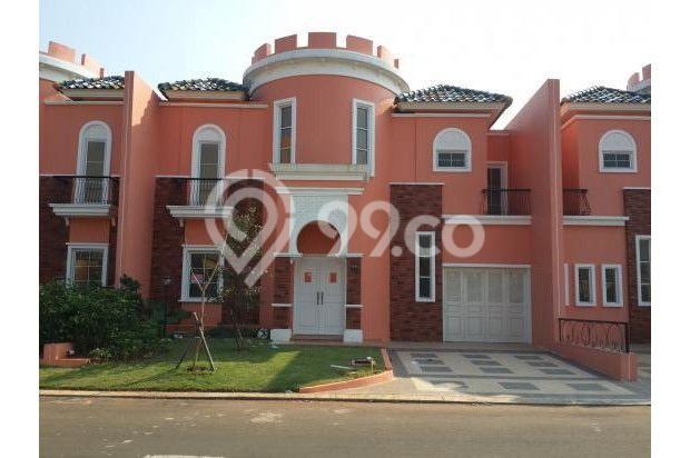 Dijual Rumah Dicluster Alicante Paramount Gading Serpong 9842744