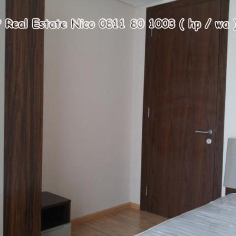 Dijual Apartemen St. Moritz New Royal 107m2 priv lift Puri Indah