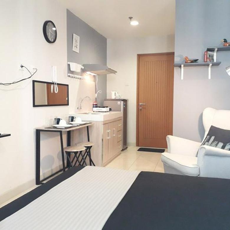 Apartemen Studio Full Furnished di Cinere Bellevue Apartment