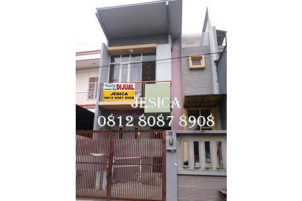 Rumah Tinggal Minimalis Di Jual Area Beringin Kenanga Cengkareng uk. 6 x 12 14290549