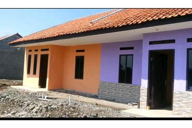 Rumah murah dekat jalan raya harga 120jt type 45
