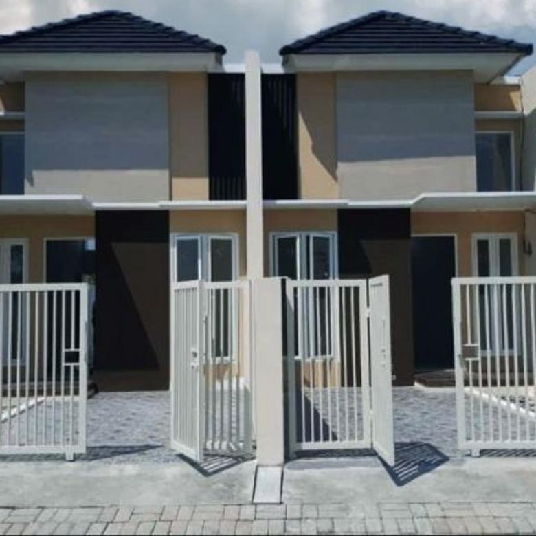 Rumah Baru Siap Huni 5 menit dari MERR Rungkut Surabaya TImur