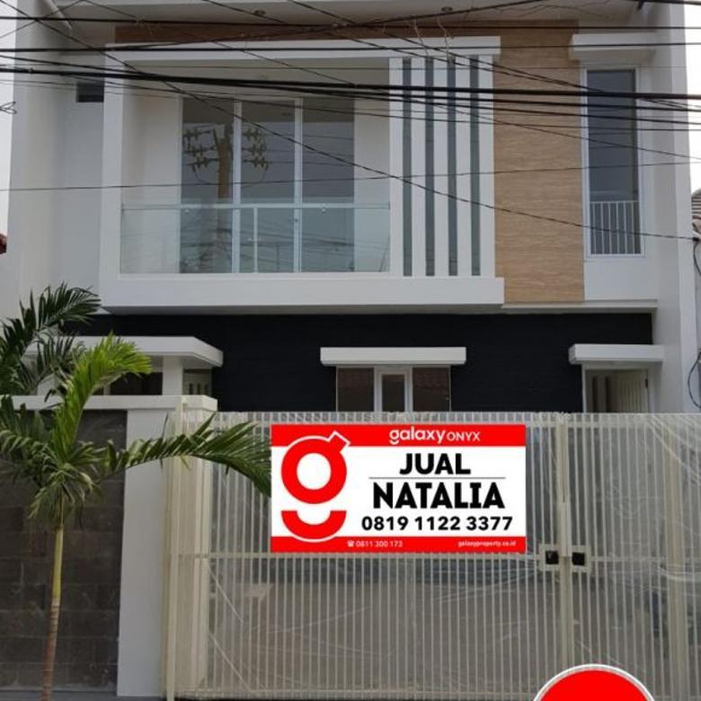 Dijual Rumah Mulyosari Prima 100% baru gress