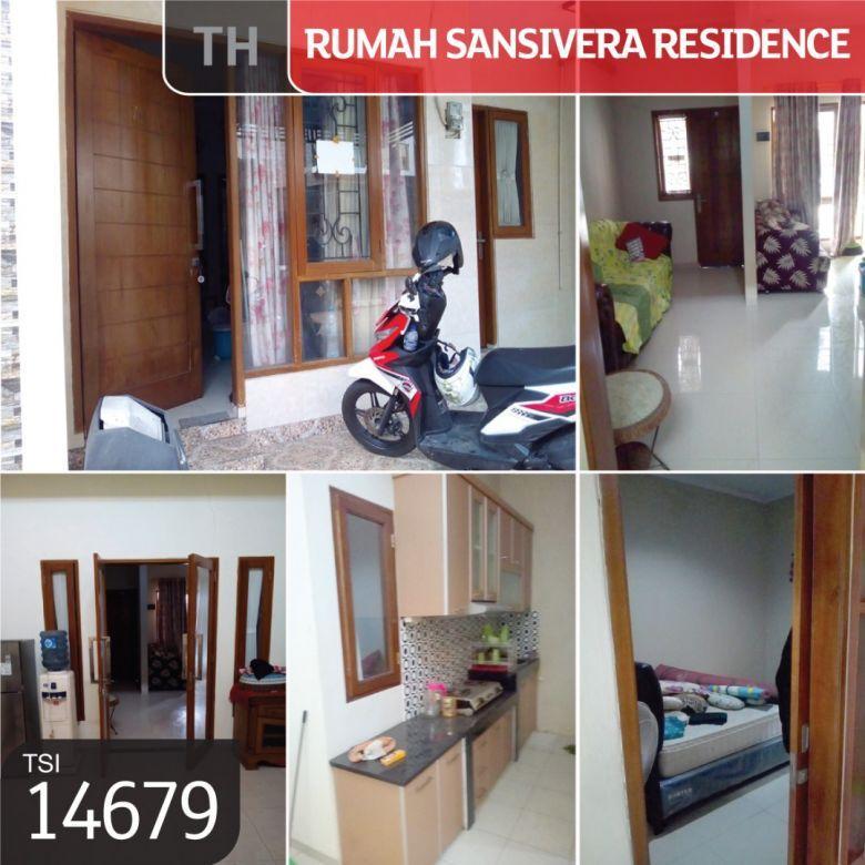 Rumah Sansivera Residence, BSD, Tangerang, 96 m², 2 Lt, SHM