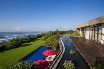 Villa Setengan Hektar Pinggir Pantai Ketewel Dekat Ke Sanur