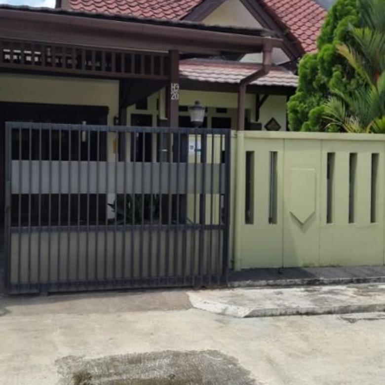 Dijual Rumah Siap Huni di Villa Melati Mas, dekat bsd