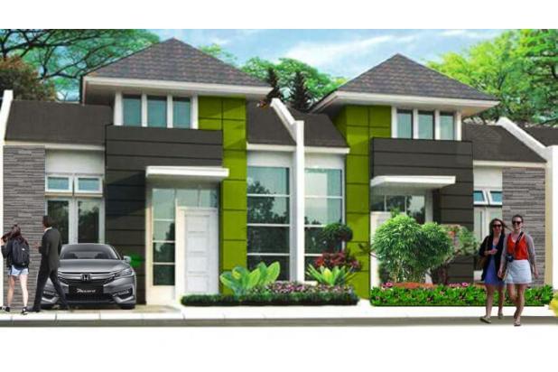 Rp515jt Rumah Dijual