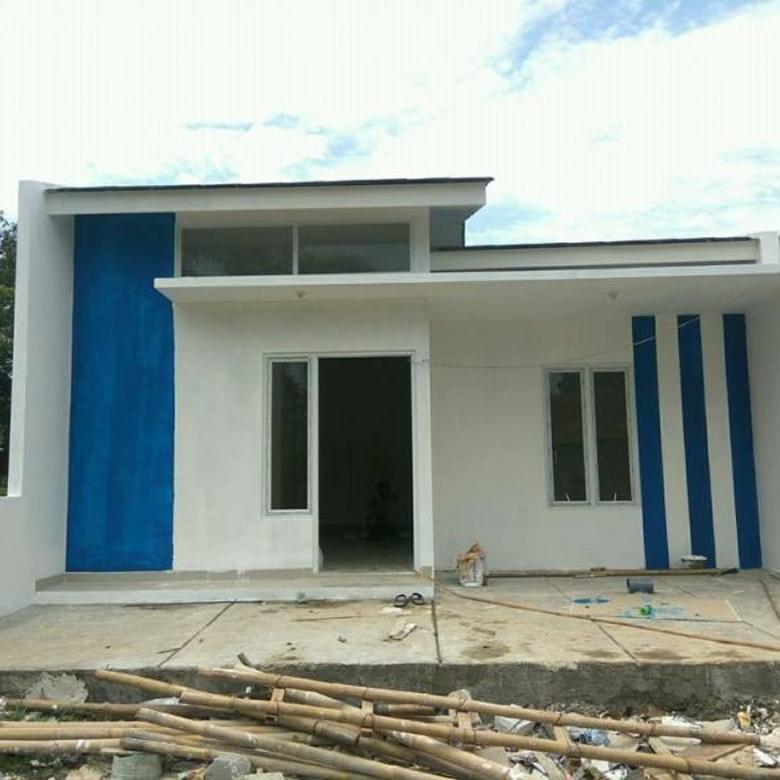 Rumah Ready Stock DP Murah Dekat Stasiun Cisauk